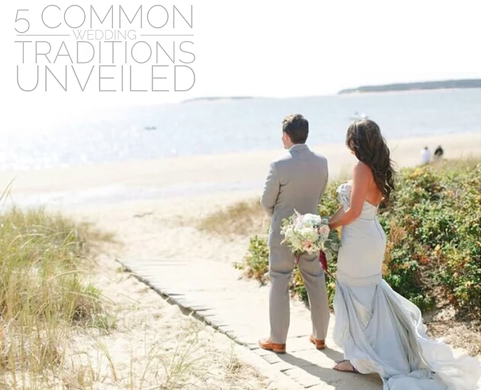 Common Wedding Traditions Unveiled